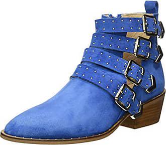 Ouvert Gardenia Copenhagen Bout Femme Cadence Sandales Jeans Eu suede Bleu 39 wwqPIT1