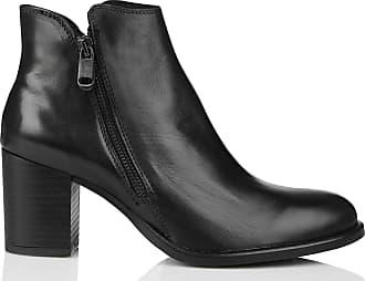 Boots Cuir Talons Jonak En À Zippées 0qSwAg