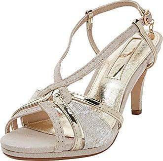 Sandales Eu gold Or 38 30679 Bride Cheville Xti Femme 1zqf5w