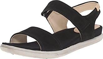 Sphinx02001 Schwarz Damen Eu Damara Ecco Knöchelriemchen 40 sandal Black fqYttpwW