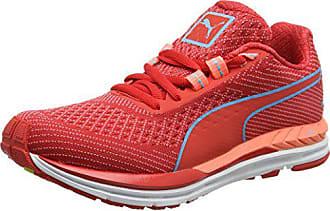 Puma® Jusqu''à Chaussures En Puma® Chaussures Rouge O8xwCTq