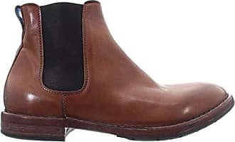 Vintage 66705 Boot 2g Cusna Italy Stiefel Herren Made Schuhe Cuoio Moma Leder pa1SqS