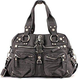 Tasche Double B Gina Size Dunkelgrau One Lucy George YHIED9W2