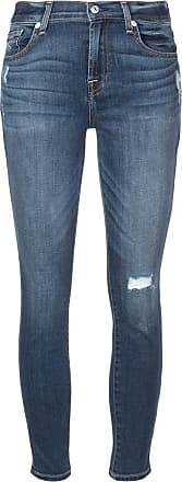 7 All Jean Skinny HauteBleu For Taille à Mankind SpqzVUM