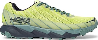 Torrent Yellow One Hoka Rubber trimmed Sneakers Mesh FxB8wzRq5