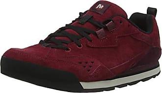 Rock Merrell Eu Pomegranate42 UomoRosso Burnt Tura SuedeSneaker 5SAq4R3jLc
