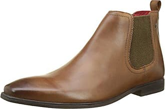 Burnished Beige Eu Chelsea Base Homme 43 London tan William Bottines wvSHBq0