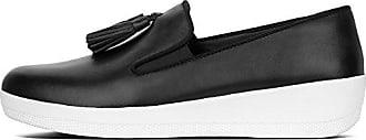 black Mujer Negro Superskate Para Zapatillas Tassel 001 Eu 36 Fitflop InxqYS77