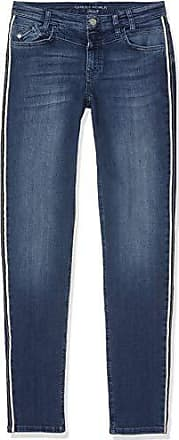Jeans 44 Blau slim Laura Produttore Gina Streifenband Taglia 92 Jeans Ng Julia Seitlich donna sbiancato zBnYwxU86