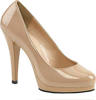 Lack Higher Pumps Nude 480 High Flair Pleaserusa Gr Heels 47 heels q06WwxUrR0