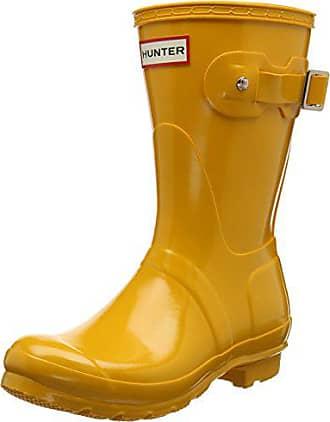 Femme yellow ryl Wellington 43 De Boots Bottes amp; Bottines Pluie Eu Jaune Hunter Low vPxn88