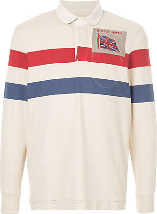 Striped Striped Kentamp; Polo Polo Curwen Striped Curwen ShirtBlanc Kentamp; Kentamp; ShirtBlanc Curwen 08kOnwP