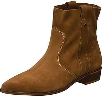 Para 41 Marrón Eu Plates Boots 61 Mujer Botines Ikks camel w8Zgqta
