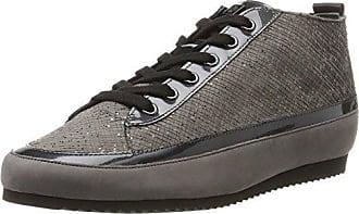 4 Zapatillas 6000 Para 2306 grey Eu Mujer Högl 40 10 Gris PUqxaad