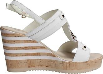 Femme Femme Sandale Repo Blanc Repo 55415 55415 Sandale Repo Blanc fHwfd4