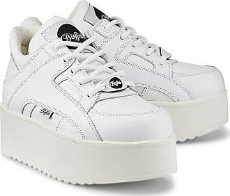 Weiß Für 36 In sneaker Gr Schnürschuhe Buffalo Platform Damen 1wqtwaC