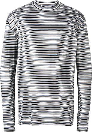 Grigio Lanvin Di Colore Striped Thin Jumper fPO7awvq