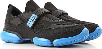 Prada 5 5 42 42 5 41 41 2017 40 Sneaker 43 40 44 Néoprène Noir Homme rvPrwCOq