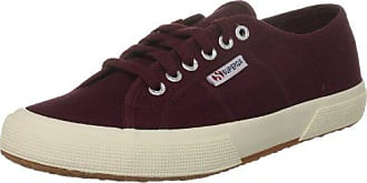 Classic Cotu Adulte Rot Baskets 2750 Boredeaux Rouge Eu Superga Mixte dark 39 wZx4ng5