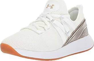 Under Ua Gold Blanc Eu Femme De Trainer 43 W Faded Chaussures white metallic Fitness Breathe Armour 4Szqr5nwS