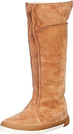 Marrón Eu Altas White Mujer Para Zapatillas Boot Dance off 39 Oak Brown 704 Hub N30 6pwxfg0qn