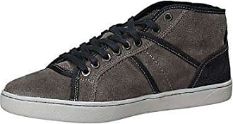 Sneakers anth Jasper Wrangler Hi Uomo Camoscio In Scarpe Blu Wm172113 fwSnU