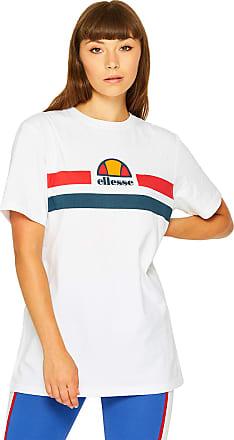 Blanc Lattea Eu W shirt xs T Gr Ellesse Femmes xXd6qwX8