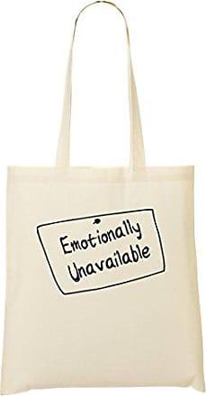 Toteworld Emotionally Einkaufstasche Sticker Unavailable Tragetasche Cool xvTwYOvaq