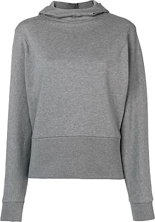 Hooded Hooded Sweater Sweater Closed Gris Fitted Gris Closed Closed Fitted x6q5aBYw