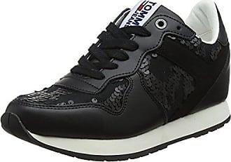 Eu donna da Sneakers con 990 Tommy nero Nero 39 zeppa Hilfiger Tj Sneaker Wedge 80cFOq1