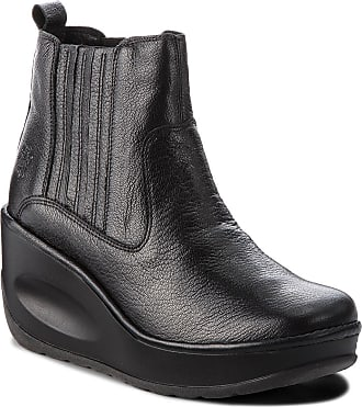 Black Mousse London Botas Fly Jintfly P500918000 w4P71qxz