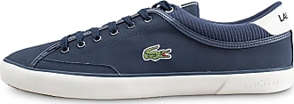 Homme Baskets Angha Lacoste Marine Bleu xSqAffwg70