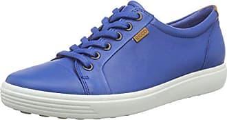 Soft 7 Blue 4 bermuda Blau Ecco Eu 1490 Uk Damen Sneakers 37 wTqHH5