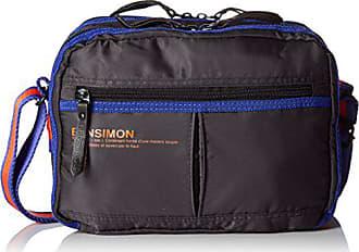Sac Bandouliere Bag Bensimon Grisgris Femme Fonce Pocket WE92YHID