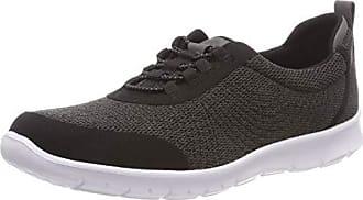 Step 39 Femme Sneakers Clarks Gris Basses dark Allenabay Eu Grey dnxw8g