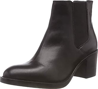 Slouch Bay Leather Mujer 37 Clarks Para Mascarpone 5 Botas Eu black Negro xfgwAt8nw