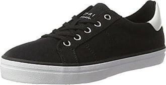 Femme Esprit Eu Lace Mindy Sneakers Noir Basses 38 001 Up Black qXX7WvPwS