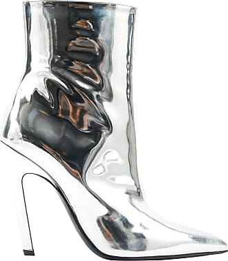 Verni Occasion Balenciaga Cuir En Boots xwza7qYap
