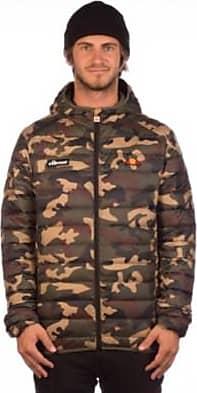 Ellesse Print Jacket Lombardy Lombardy Ellesse Jacket Print Camo Camo rqRB84rH