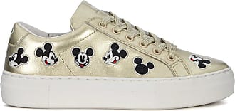 Arts Mouse Moa Mickey Pelle Oro Master Sneaker In Of EEPZq