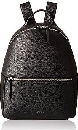 Sp Ecco Damen black 14x34x36 Rucksack Schwarz 3 Cm Backpack 5rxrnwqgH