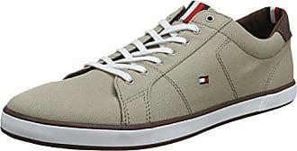 Sneaker Iconic Eu Para Tommy Zapatillas Beige Hilfiger 44 Long 068 cobblestone Lace Hombre w5w7OIq