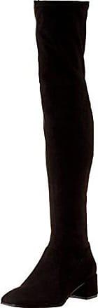 8 Talla Botas Color Schraut Mujer 38 Plisadas Steffen Elisabeth Negro Ave 1Swaq