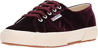 Fashion Us Superga Eu M 2750 5 Bordeaux Sneaker 37 7 Womens Velvetw qx7FwPt