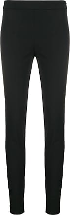 Side Skinny zip Theory Trousers Zwart dHqxE