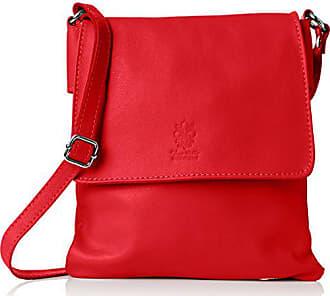 Handbags Damen UmhängetaschenRotredOne Renata Size Girly wPXiTOkZu