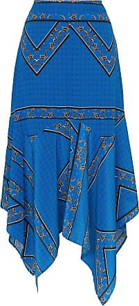 Midirock Blau Asymmetrischer Cloverdale Cloverdale Midirock Midirock Asymmetrischer Ganni Ganni Blau Cloverdale Asymmetrischer Asymmetrischer Ganni Ganni Blau rCqFxBnwC
