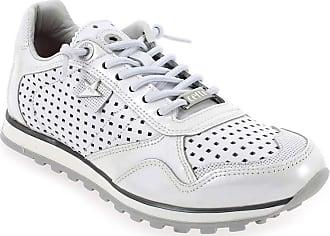 Pour Femme Baskets Blanc Sra Cetti C848 5xEgwd54