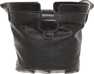 Leder Handtasche Gebraucht Valentino Aus In Damen Braun zZBxq