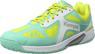 Women Spring Femme 42 turquoise Chaussures jaune Lite Kempa De Eu Handball Wing ZcWgApgwqE
